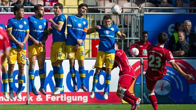 1. FC Kaiserslautern - Eintracht Braunschweig