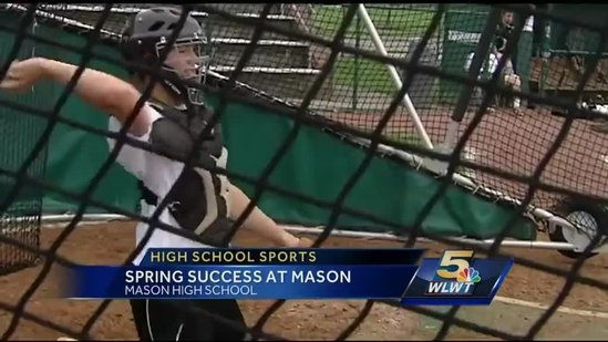 Mason spring sports hot as a Comet this season