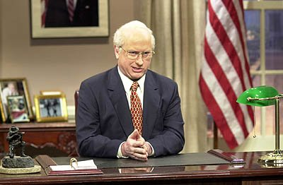 Darrel Hammond as Dick Cheney on NBC's Saturday Night Live Saturday Night Live