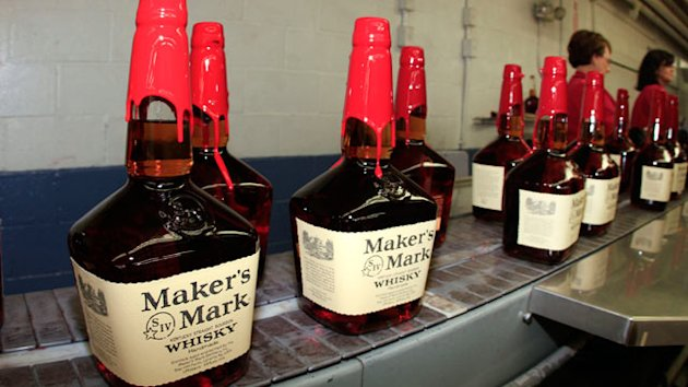 Maker's Mark Rethinks Cutting Alcohol Content (ABC News)