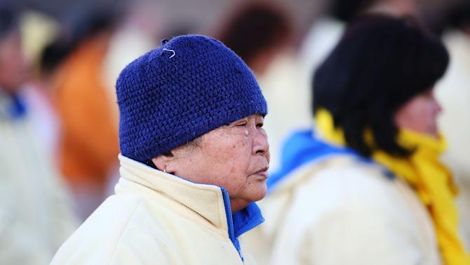 Falun Gong Practitioners Mark 14 Year Anniversary Of The Start Of Persecution In China