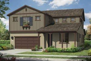 Interest List Now Forming for William Lyon Homes' Maplewood - Coming Soon to Tracy