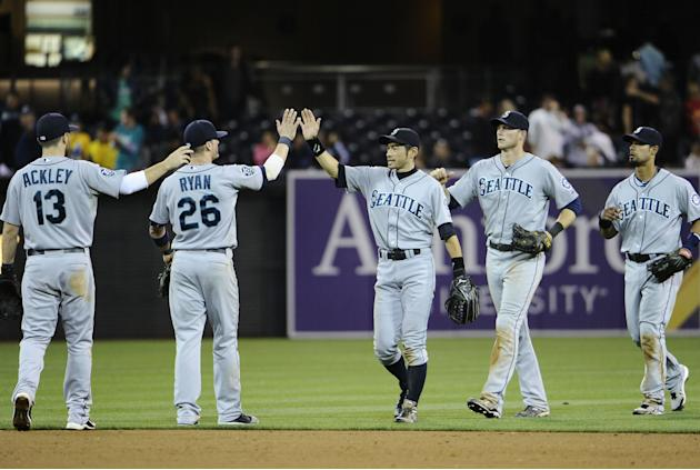 Seattle Mariners v San Diego Padres