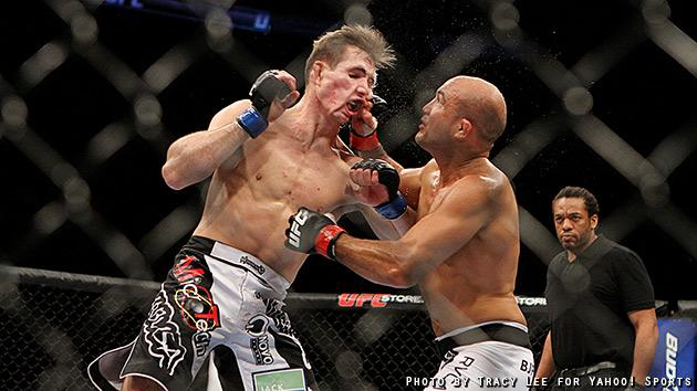 Rory MacDonald vs. BJ Penn