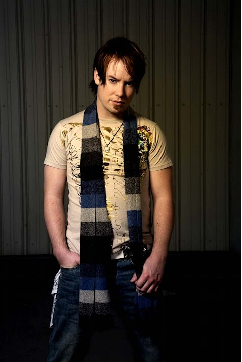 David Cook, 25, from Blue Spings, MO is one of the top 8 contestants on Season 7 of American Idol.