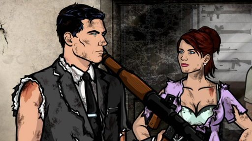 When the end of the world comes, will you be prepared? Archer, premieres Thursday January 17 at 10p only on FX.