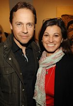 Chad Lowe and Kim Painter | Photo Credits: Duffy-Marie Arnoult/WireImage