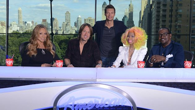 Mariah & Minaj Address 'Idol' Feud