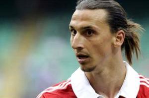 Ibrahimovic rues AC Milan's 'economic problems'