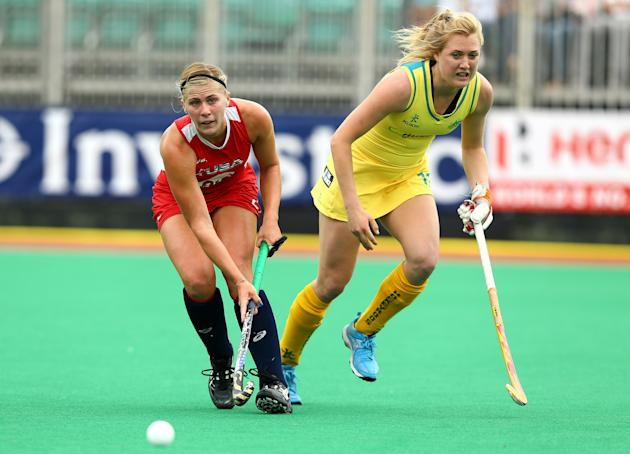 Investec Hockey World League