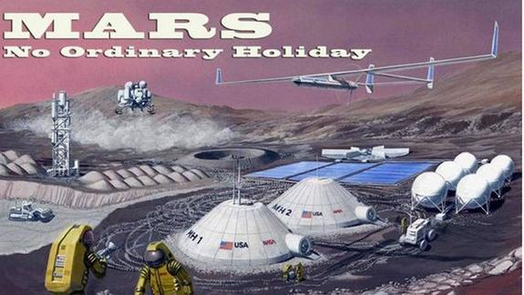 'Intergalactic Travel Bureau' Wants to Plan Your Space Vacation