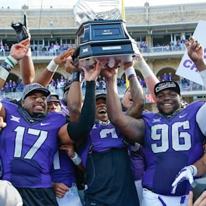 TCU Horned Frogs 2015 Football Hype Video