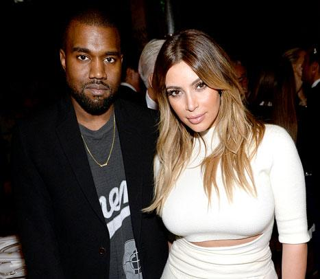 "Kanye West Says He'll Marry Kim Kardashian ""Next Summer,"" Wants ""Fighter Jets"" at the Wedding"
