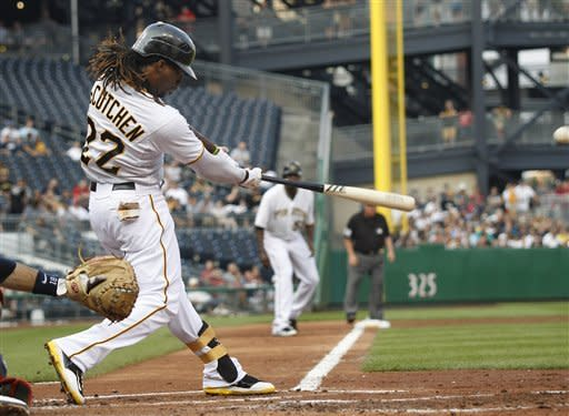 McDonald, Pirates rout Twins 9-1