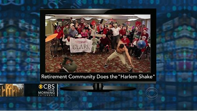 Going Viral: Harlem Shake&nbsp;&hellip;