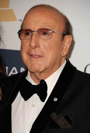 Clive Davis arrives at the 55th Annual Grammy Awards Pre-Grammy Gala and Salute to Industry Icons honoring L.A. Reid held at The Beverly Hilton on February 9, 2013 in Los Angeles -- Getty Premium