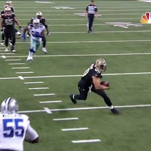 New Orleans Saints tight end Jimmy Graham 13-yard TD catch