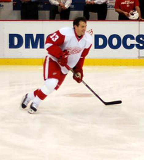 Pavel Datsyuk Needs New Linemates
