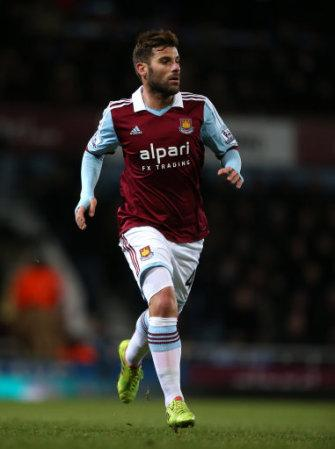 Soccer - Barclays Premier League - West Ham United v Norwich City - Upton Park