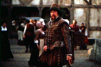 Geoffrey Rush as Philip Henslowe in Shakespeare In Love