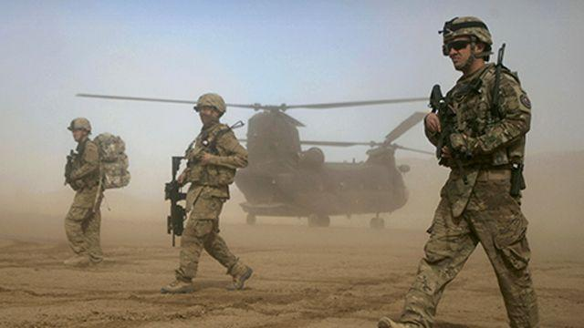 WH may withdraw all US troops from Afghanistan in 2014