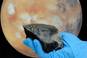 How a Martian Meteorite Rocked the World