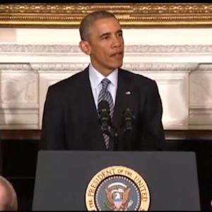 President Obama Announces Resignation of Sec. Hagel