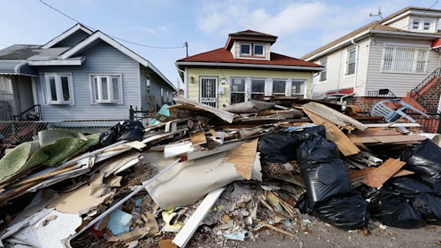 NY and NJ Fumes Over No Sandy Aid (ABC News)