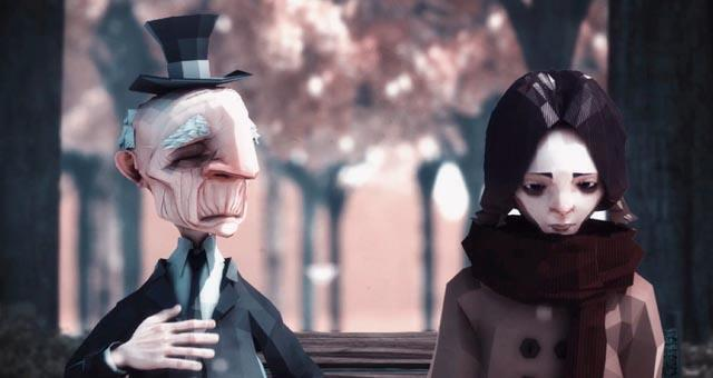 Death Had A Kind Face. In Her Loneliness, He Was Her Best Friend. #ShortFilm