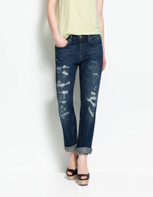 Boyfriend Jeans from Zara