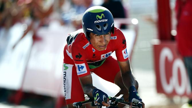Aru of Italy wins 11th stage of Spanish Vuelta