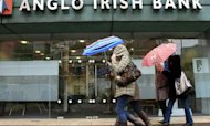 Ireland Secures Debt Deal On Anglo Irish