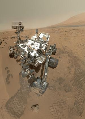 Mars Rover Curiosity Gets Mission Extension