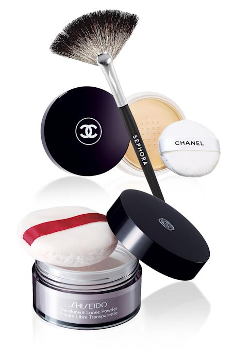 Set With Translucent Powder