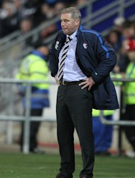 Ally McCoist is looking to bring several players in before the transfer deadline