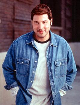 Greg Grunberg as Sean Blumberg in WB's Felicity Felicity