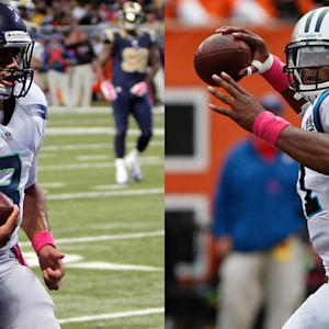 Seahawks at Panthers Preview