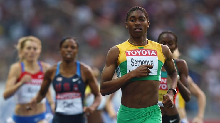 12th IAAF World Athletics Championships - Day Three