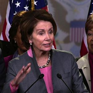 Nancy Pelosi: Obama acting on immigration because Congress won't
