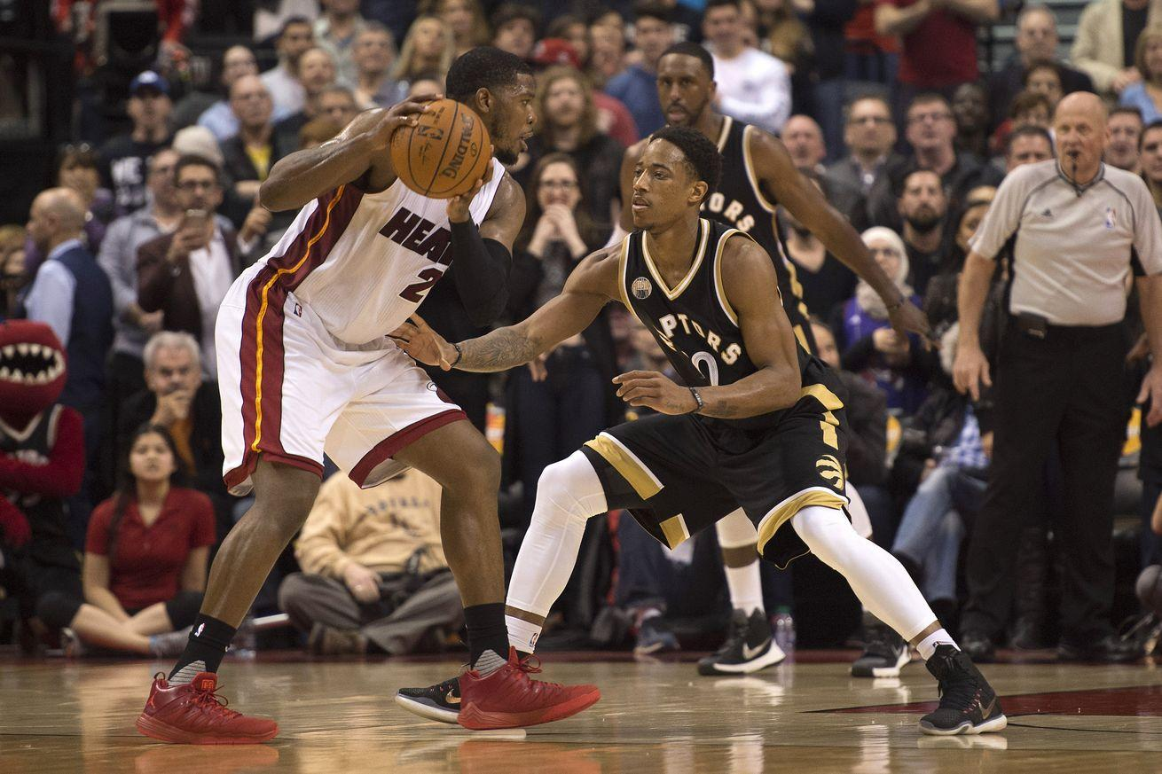 NBA Playoffs Tuesday: Raptors host Heat in Game 1, Warriors aim for 2-0 lead against Blazers