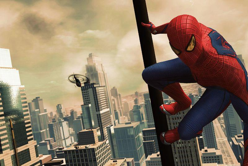 The directors of The Lego Movie are making an animated Spider-Man film