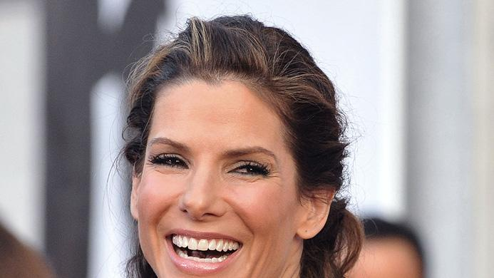 The Proposal LA Premiere 2009 Sandra Bullock