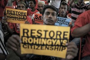Ethnic Rohingya refugees from Myanmar residing in Malaysia …