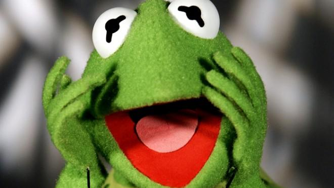 Kermit and his pals almost got their own dedicated theme-park area.