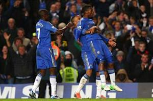 Chelsea 5-4 Manchester United (aet): Sturridge and Ramires send Blues through in Halloween thriller