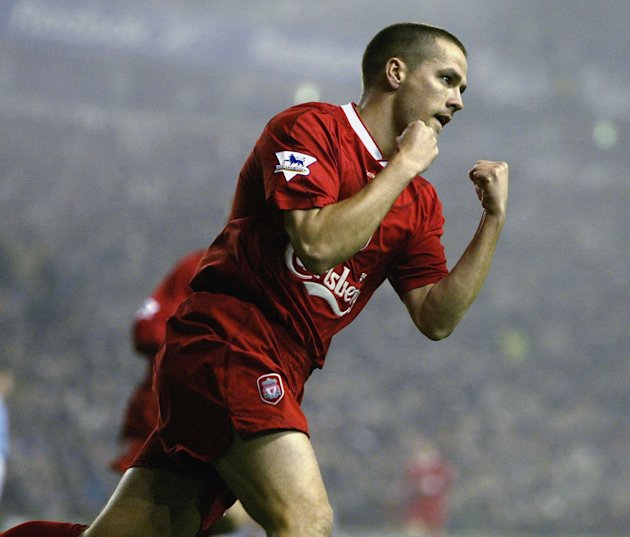 Will Michael Owen be back in the Liverpool shirt again? (Getty Images)