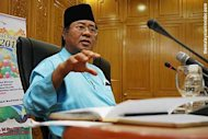 Khalid Ibrahim sworn in as Selangor MB