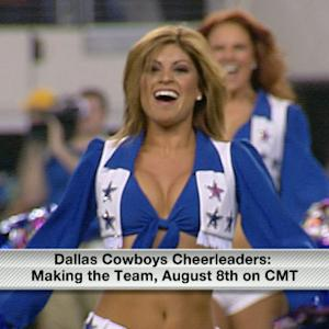 What does it take to become a Dallas Cowboys cheerleader?