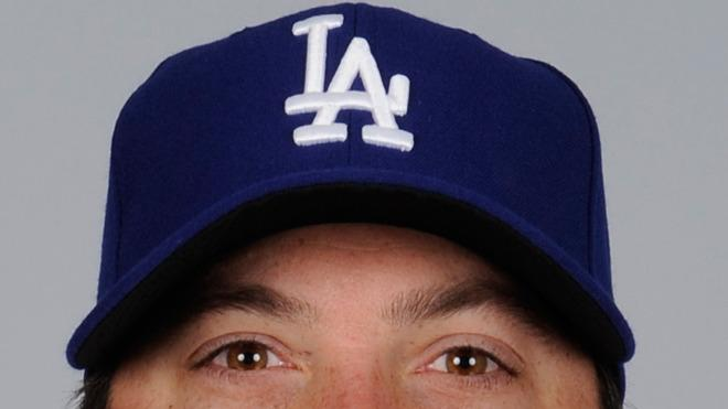 Josh Beckett Baseball Headshot Photo