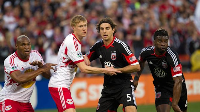 MLS: New York Red Bulls at D.C. United